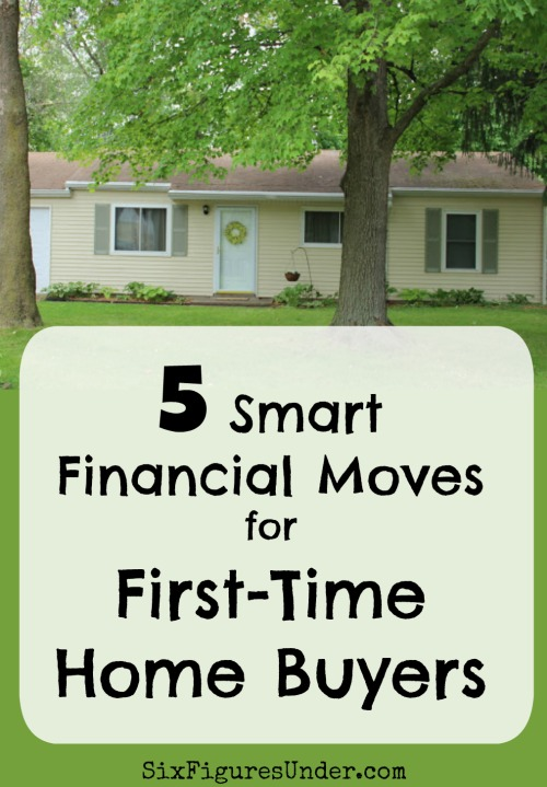 5 Smart Financial Moves We Made as First Time Home Buyers
