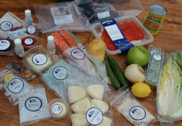 A meal delivery service might sound fancy (and pricey) for a frugal person. Here's a Blue Apron review from a frugal perspective. You might be surprised!