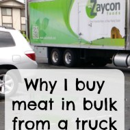 Why I Buy Meat in Bulk from a Truck (Zaycon Fresh Review)