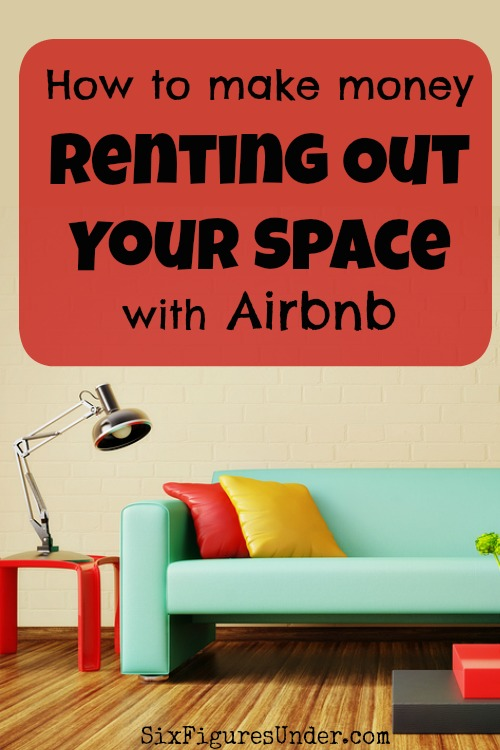 """If you want to earn some extra money, try renting out your space. You can make money with Airbnb even if you don't think you have """"extra"""" space. Here's how!"""