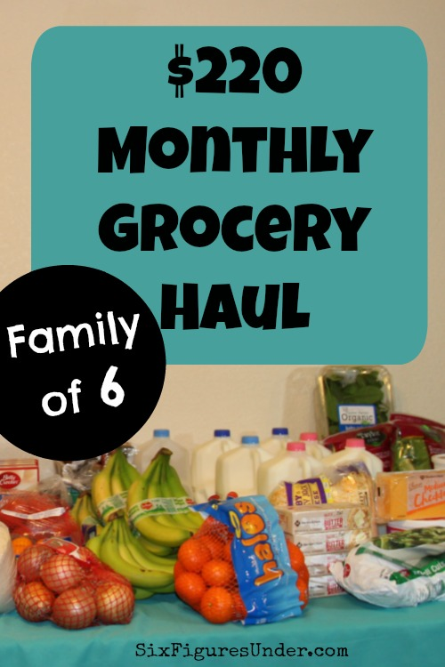 Monthly Grocery Shopping | Grocery Shopping on a Budget | Family of 5 | Frugal Family | Low Grocery Budget