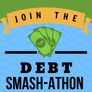 Join the 2019 Debt Smash-athon!