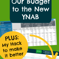 Switching from YNAB 4 to the New YNAB– Plus a hack to make it better