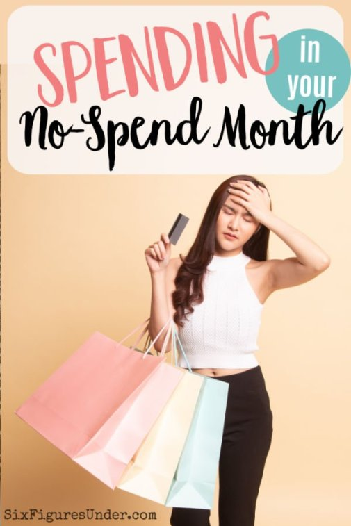 We don't call it a No-Spend Challenge for nothing!  If it were easy, it wouldn't be a challenge, right? Here's how we've dealt with spending in our no-spend month.