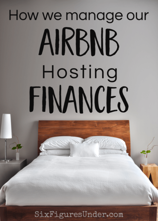 We've been sharing our personal finances for years, now we're sharing how we handle our finances as Airbnb hosts!