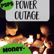 Preparing for a Power Outage– Money-Saving Tips for Public Safety Power Shutoffs