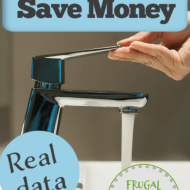 Save Water. Save Money– How to Really Reduce Your Water Bill
