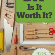 Do it Yourself (Or Don't)– Is it Worth it to DIY?