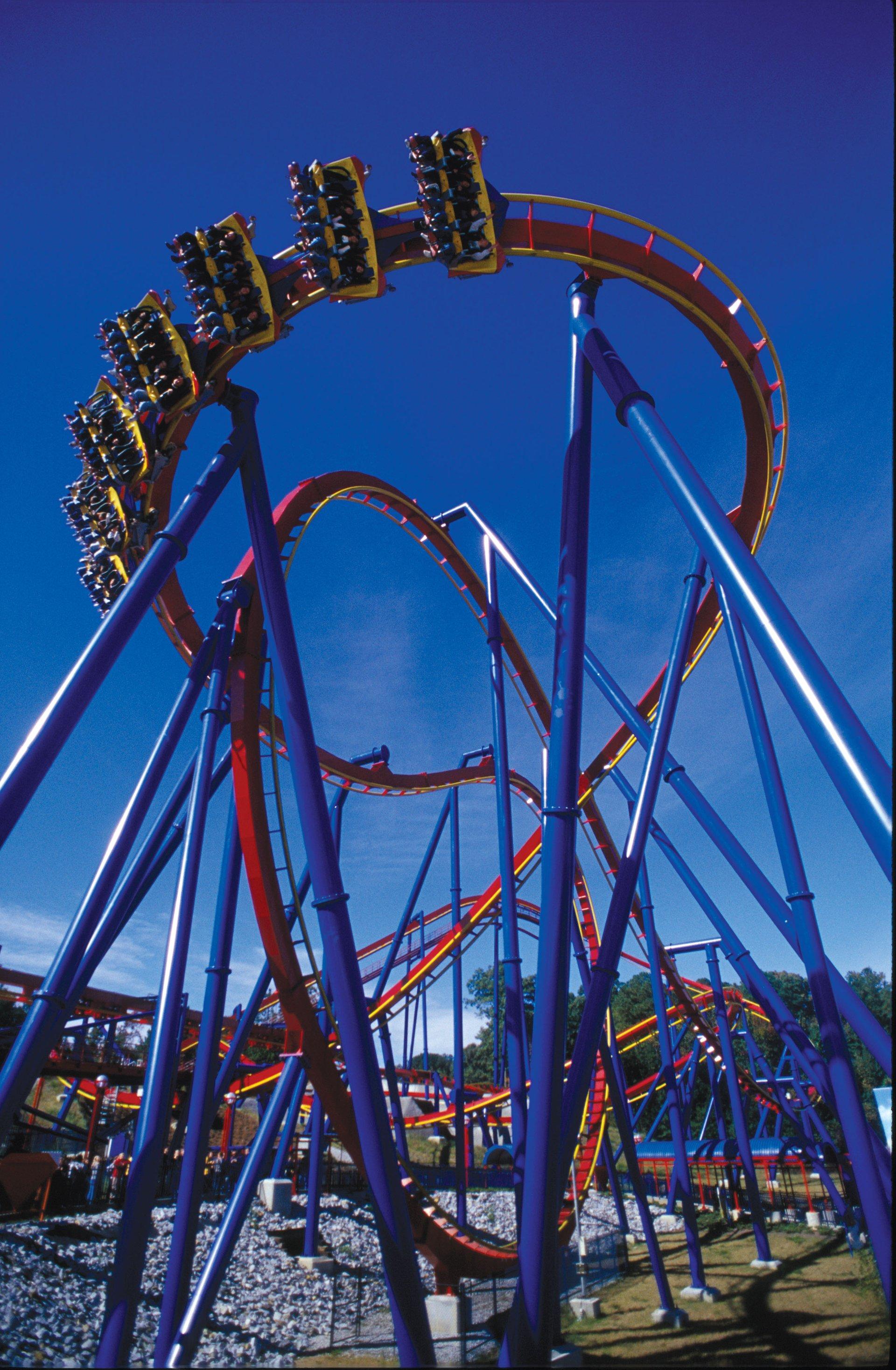 Rollercoaster Essay On Accelaration