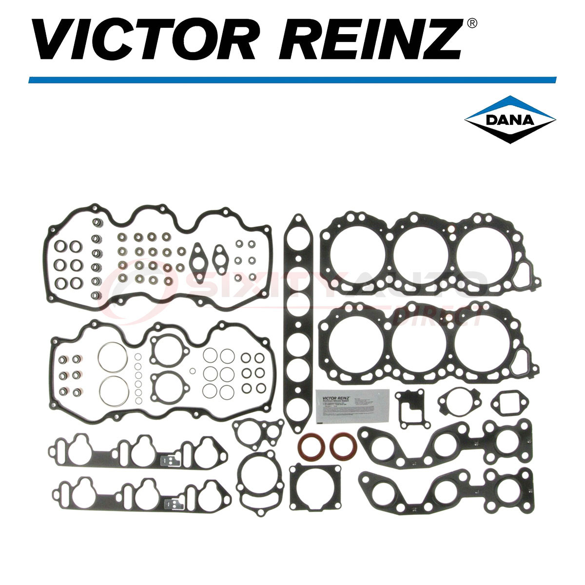 Victor Reinz Cylinder Head Gasket Set For Nissan