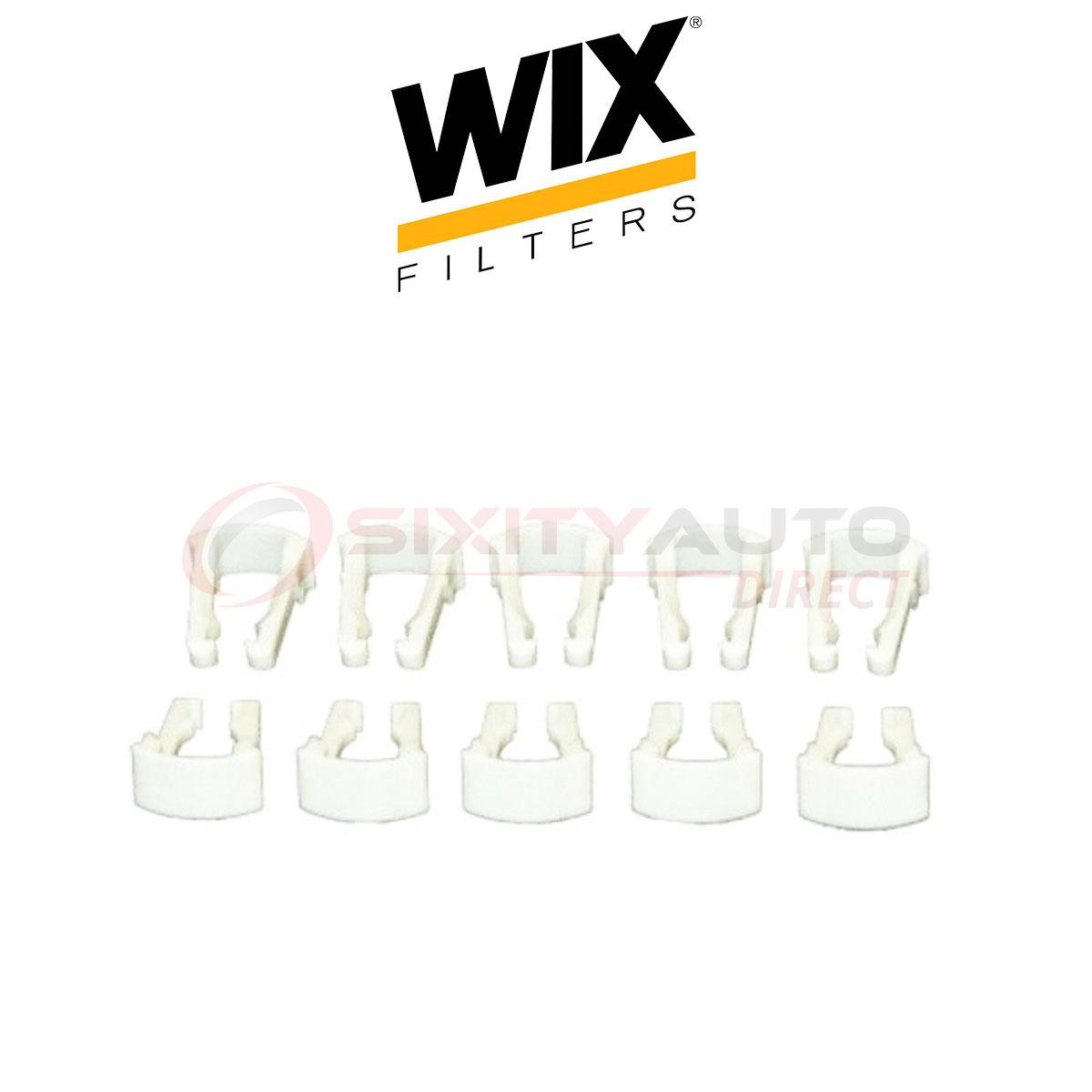 Wix Fuel Line Clip For Mercury Tracer 1 8l 1 9l