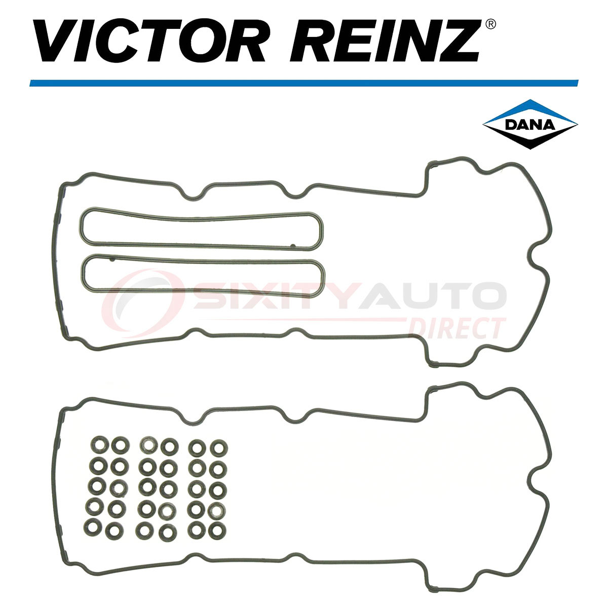 Victor Reinz Valve Cover Gasket Set For Lincoln