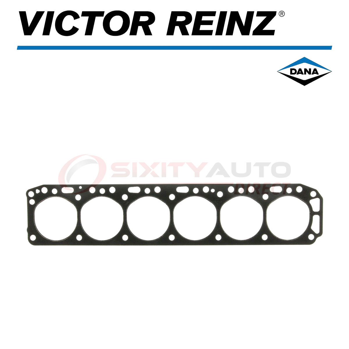 Victor Reinz Cylinder Head Gasket For Chevrolet K20 4