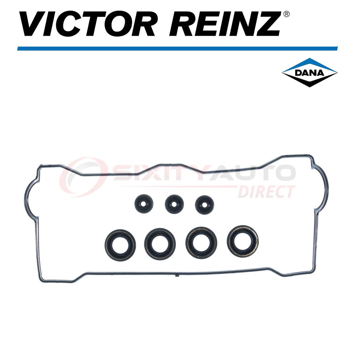Victor Reinz Valve Cover Gasket Set For Toyota