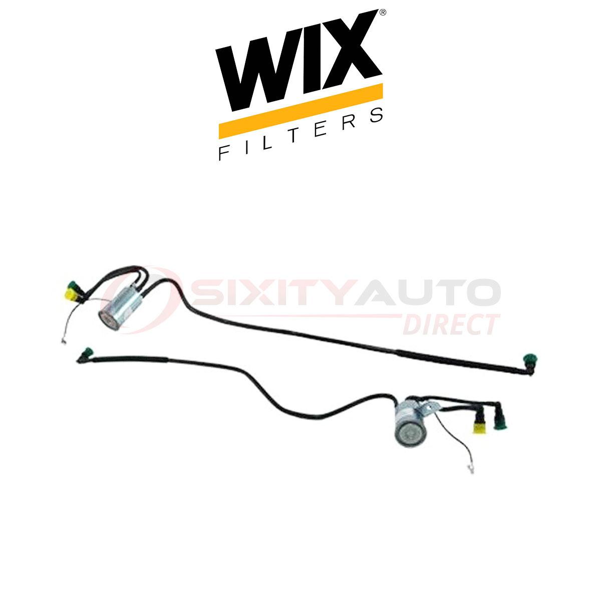 Wix Fuel Filter For Dodge Caravan 3 3l V6