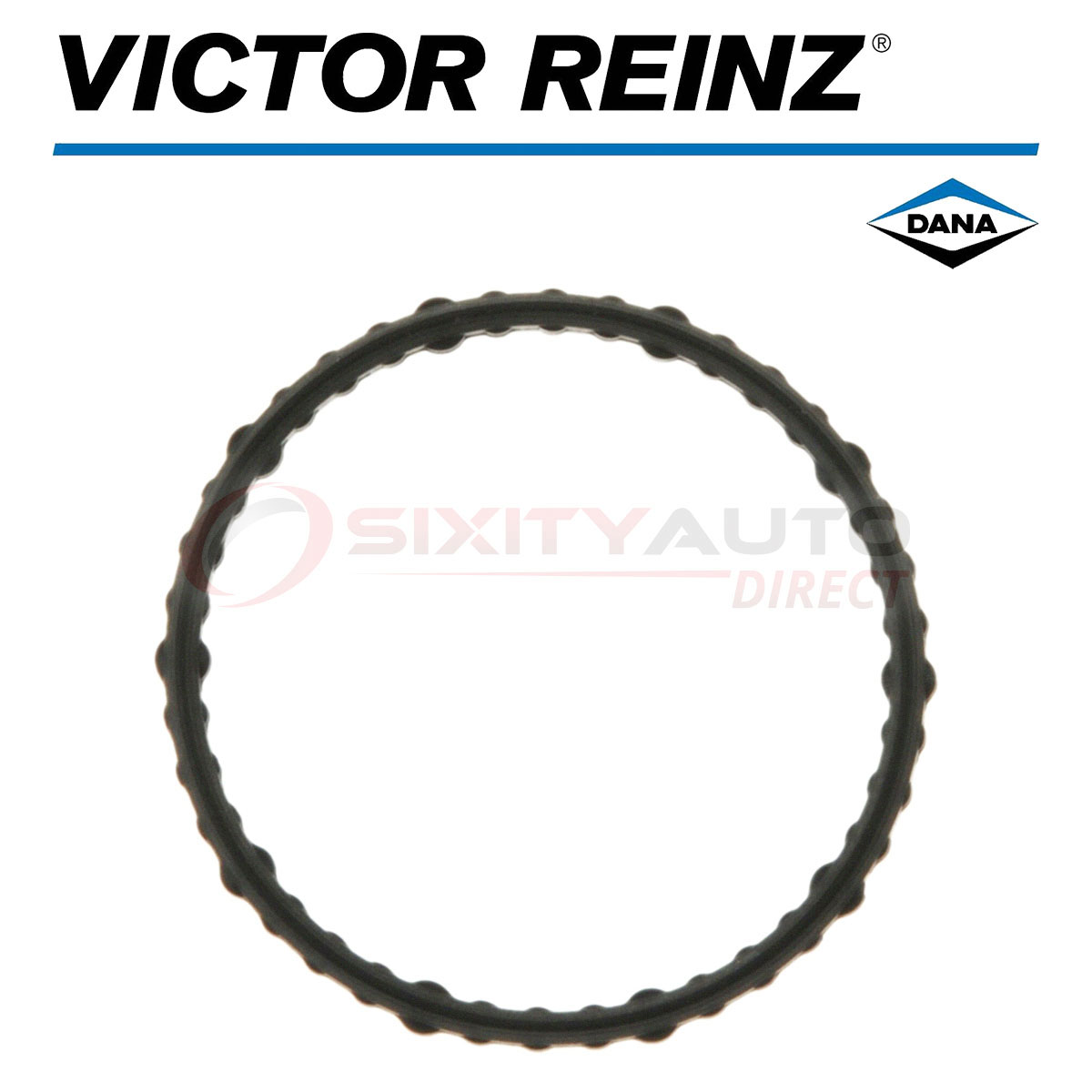 Victor Reinz Coolant Thermostat Housing Gasket For