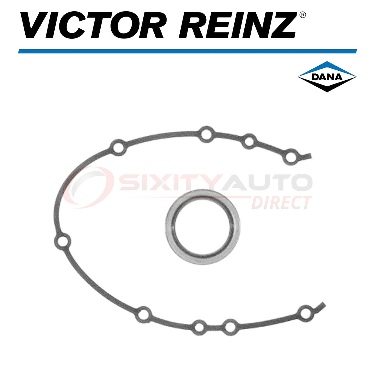 Victor Reinz Timing Cover Gasket Set For Buick