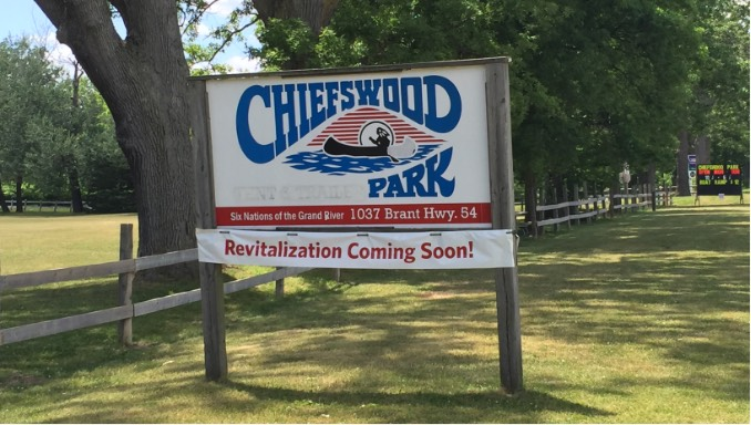 Chiefswood park
