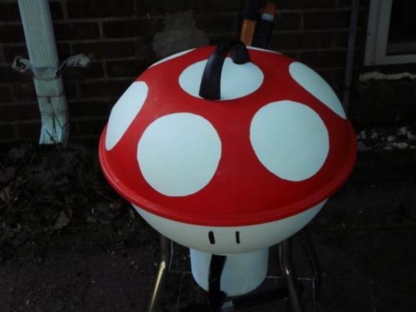Super Mario BBQ