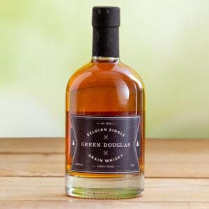 Green Douglas - whisky uit Aldi