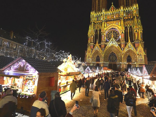 kerstmarkt in reims