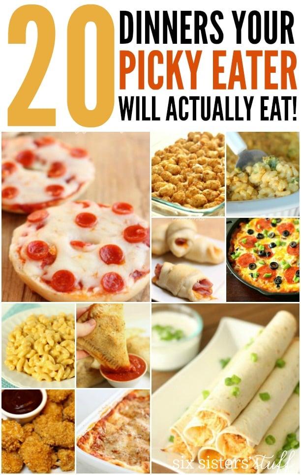 Easy Things Eat Dinner