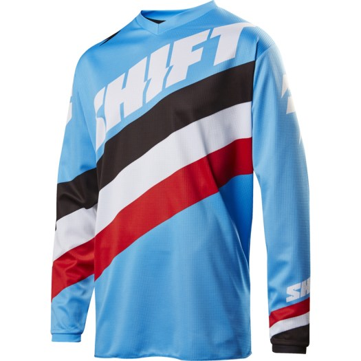 Image result for shift white tarmac jersey