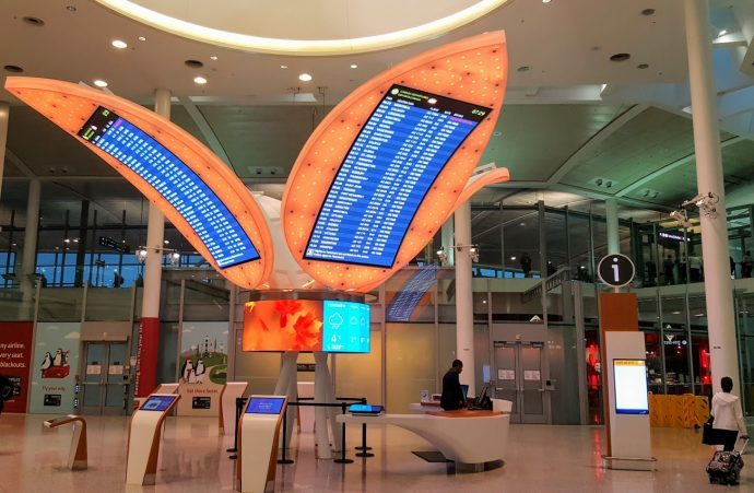 NanoLumens' White Paper Takes Deep Look At LED In Airports - Sixteen