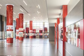 Projects: Hy-Vee's W. Des Moines History Pavilion
