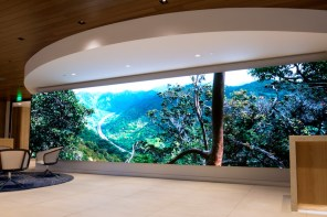 Projects: Bank Of Hawaii's Main Branch Uses 33 Feet Of 3MM LED In Refreshed Lobby