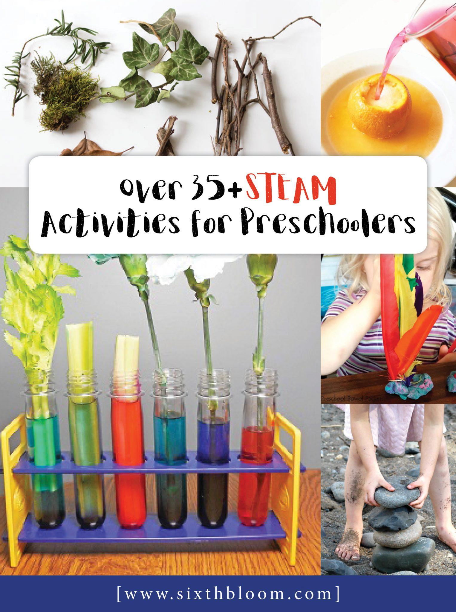 35 Preschool Weather Activities