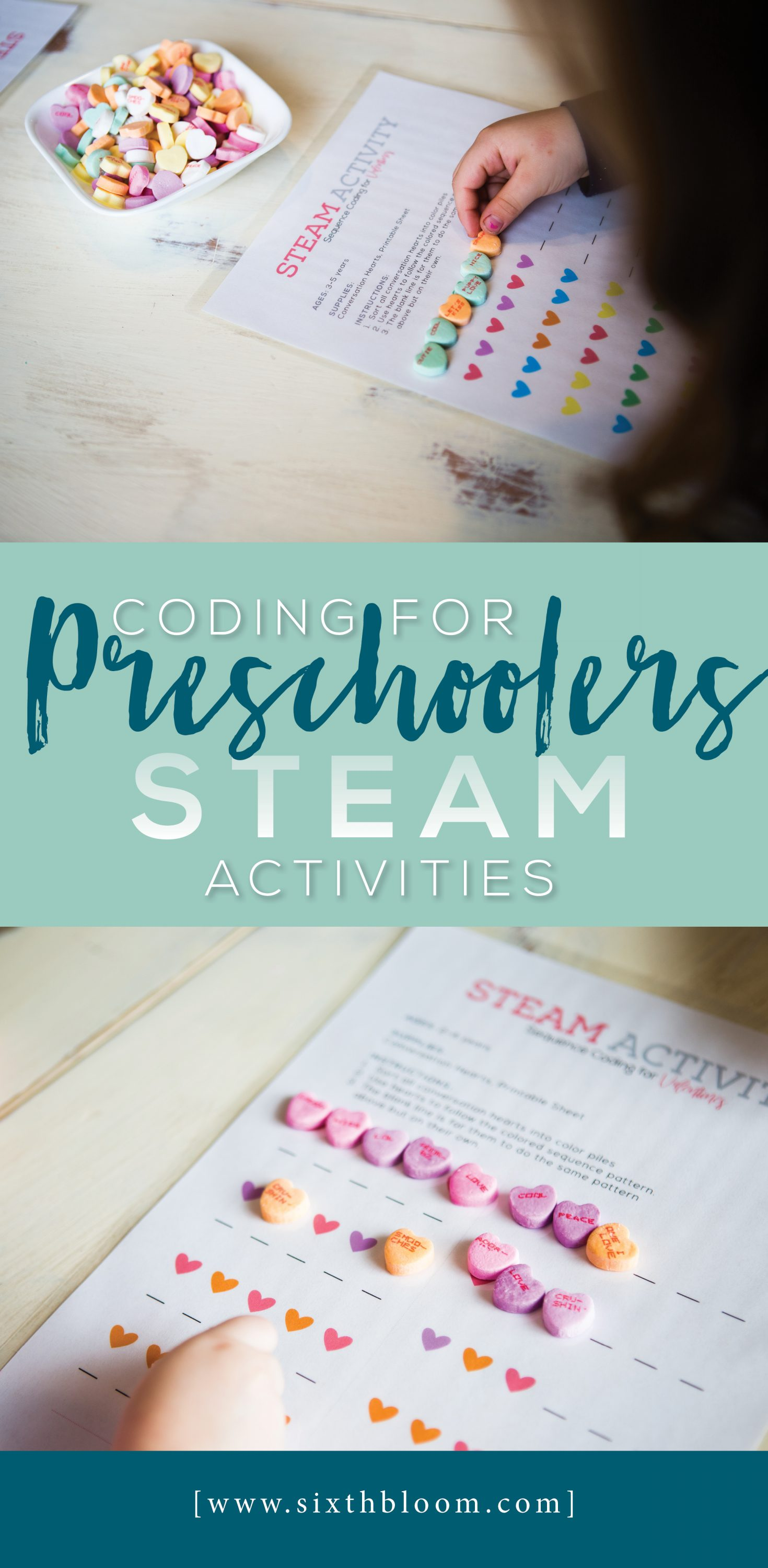 Coding For Preschoolers Steam Activities