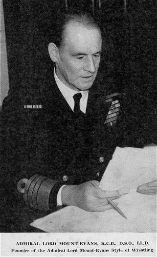 Image result for Admiral Lord Mountevans