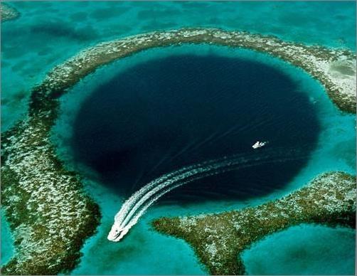 Great Blue Hole - Belize