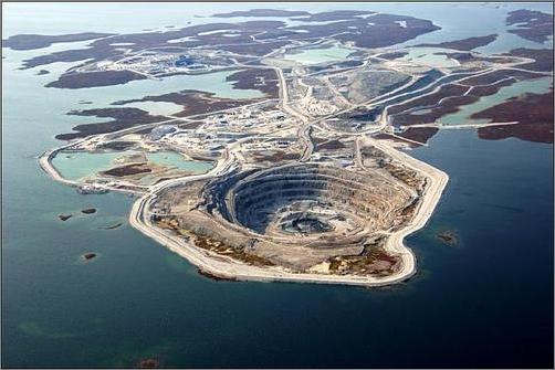Diavik Mine -- Canada