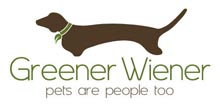 greener weiner pet products