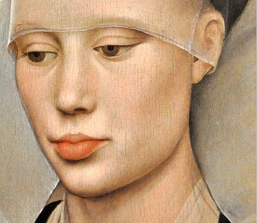 Lady by Rogier van der Weyden