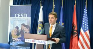 Kosova İliria Kraliyet Üniversitesi'nden Edmir Sejdiu ile Kosova Siyaseti Üzerine Röportaj