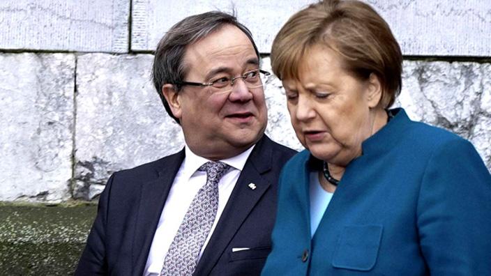 Almanya'da kritik istifa
