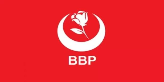 BBP (Büyük Birlik Partisi) 1