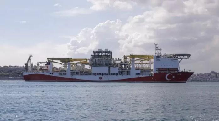 Doğu Akdeniz Türk Gemisi