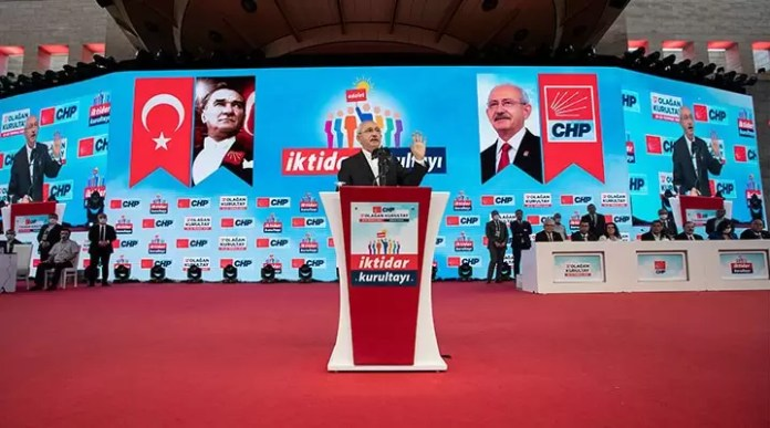 Parti Meclisi toplantısı