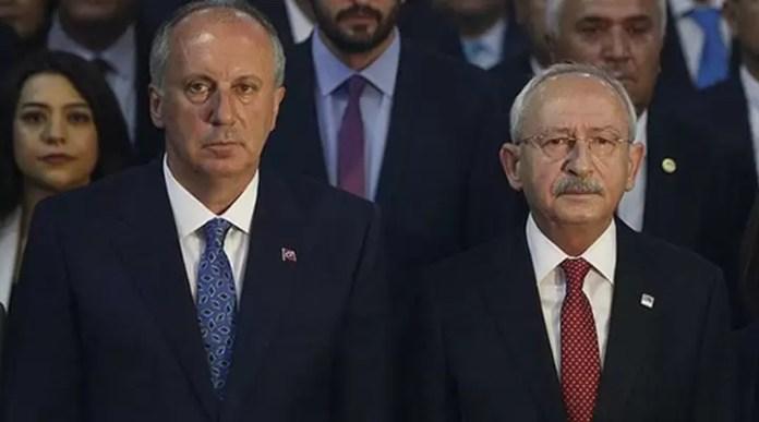 Muharrem İnce, Kemal Kılıçdaroğlu