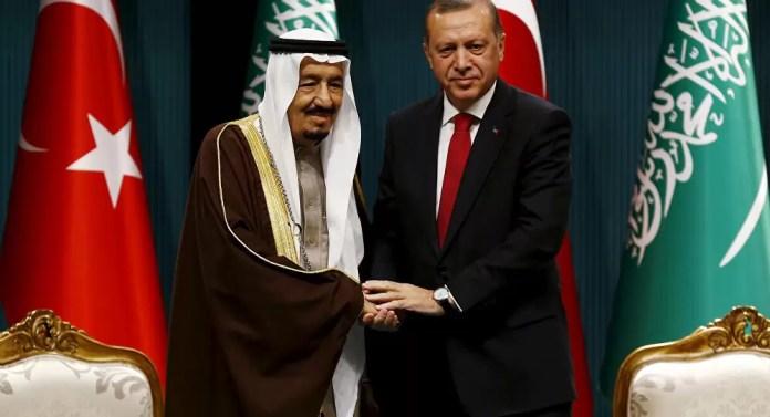 Türkiye ve Suudi Arabistan