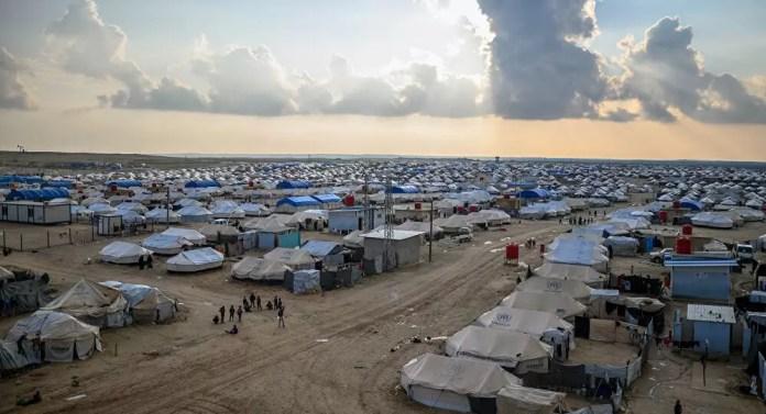İsveç sığınma kampları sığınmacı