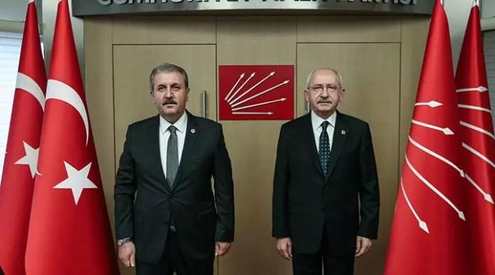 Kemal Kılıçdaroğlu Mustafa Desteci
