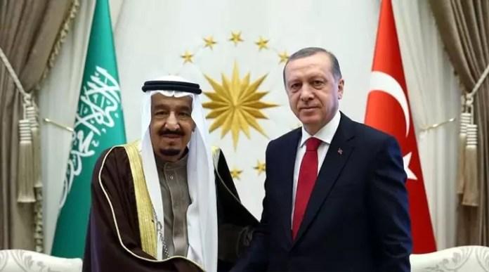 Türkiye Suudi Arabistan