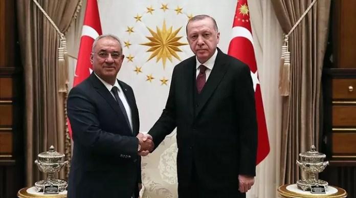 Önder Aksakal Tayyip Erdoğan