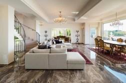 Wohnbereich Villa Sizilien