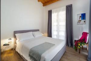 Ferienhaus Schlafzimmer
